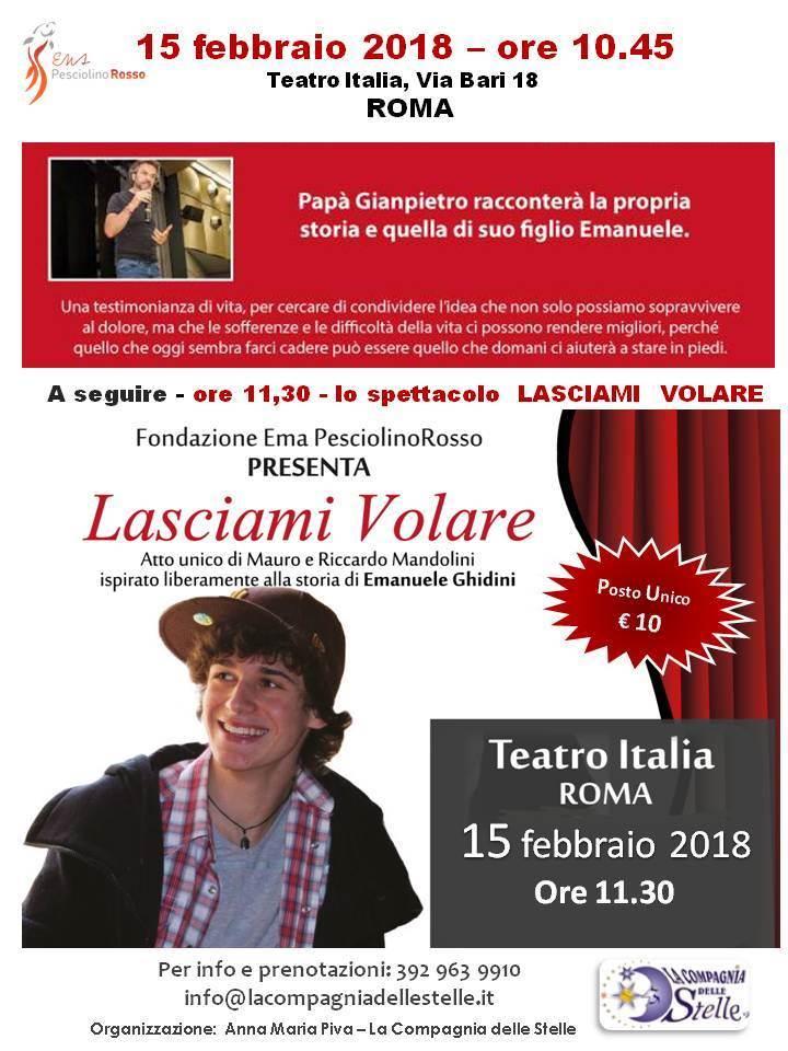 Lasciami Volare - Opera Teatrale