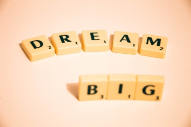 Parole di speranza per i giovani: Dream Big