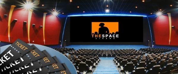 Evento Scuole c/o The Space Cinema Barilla di Parma (Pr)